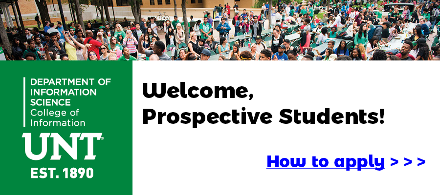 Welcome, Prospective Students, click here to learn how to apply.