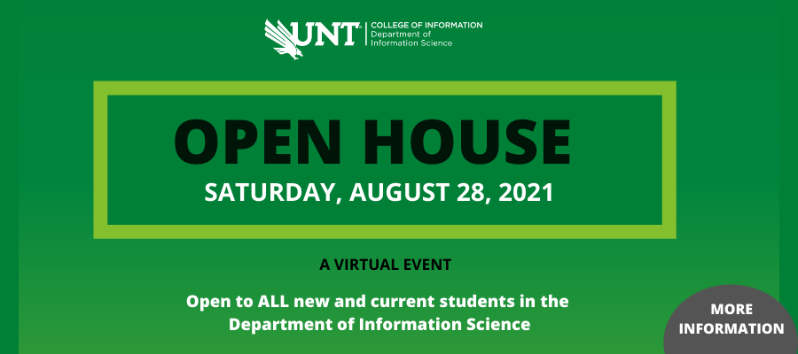 Department of Information Open House Event