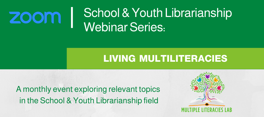School and Youth Librarian Webinar Series
